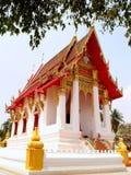 Stile 03 di architettura della Tailandia Immagini Stock