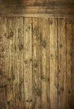 Stile ad ovest selvaggio della priorità bassa di legno Fotografia Stock Libera da Diritti