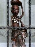 Stile africano di arte Fotografie Stock Libere da Diritti