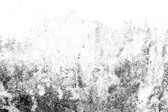 Stile astratto in bianco e nero di lerciume di struttura Struttura astratta d'annata di vecchia superficie Modello e struttura de illustrazione di stock