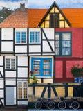 Stile danese della costruzione Fotografia Stock