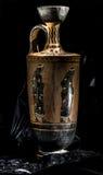 Stile del Greco del vaso Fotografia Stock Libera da Diritti
