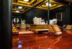 stile del salone tailandese Fotografia Stock