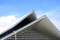 Stile del tetto Fotografia Stock Libera da Diritti