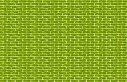 Stile della pietra per lastricati di struttura dell'erba verde senza cuciture Fotografia Stock Libera da Diritti