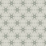 Stile di Gray Vintage Graphic Seamless Pattern Orientale Immagine Stock