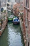Stile di Venezia di traffico Immagine Stock
