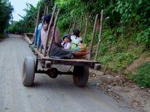 Stile di viaggio di Nica! Fotografia Stock Libera da Diritti