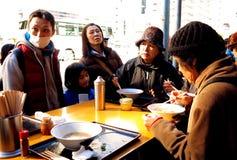 Stile di vita asiatico Fotografia Stock Libera da Diritti