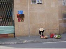 Stile di vita in Dalat Vietnam immagine stock