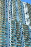 Stile di vita del condominio in Florida Fotografia Stock Libera da Diritti