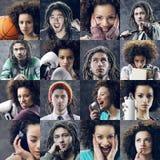 Stile di vita della gioventù Fotografie Stock Libere da Diritti