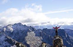 Stile di vita di arrampicata fotografia stock libera da diritti