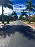Stile di vita di Florida Fotografie Stock Libere da Diritti