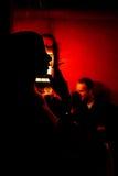 Stile di vita nel colore rosso Fotografia Stock Libera da Diritti