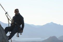 Stile di vita nella Patagonia immagini stock libere da diritti