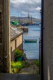Stile di vita di Orkney Fotografie Stock Libere da Diritti