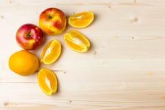 Stile di vita sano juic della frutta fresca Immagini Stock