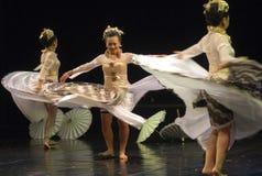 STILE INDONESIANO DI DANCING Fotografie Stock