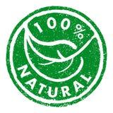 Stile NATURALE di lerciume del timbro di gomma di 100% royalty illustrazione gratis