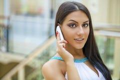 Stile orientale Modello arabo sensuale della donna immagine stock