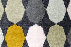 Stile peruviano tradizionale variopinto, superficie della coperta del primo piano immagini stock