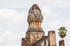 Stile Sukhothai, Tailandia di arte Fotografia Stock Libera da Diritti