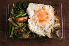 Stile tailandese dell'alimento Fotografia Stock Libera da Diritti