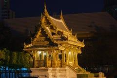 Stile tailandese della casa Fotografia Stock
