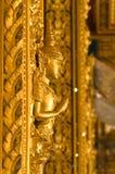 Stile tailandese di arte sulla Tailandia Fotografie Stock Libere da Diritti