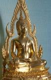 Stile tailandese Shakamuni Buddha Immagine Stock