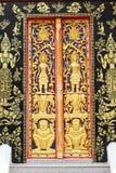 Stile tailandese tradizionale Immagine Stock