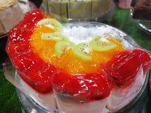 Stile variopinto del dolce da mangiare Fotografia Stock