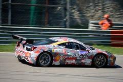 StileF Squadra Corse Ferrari 458 wyzwanie EVO Zdjęcie Royalty Free