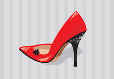 Stiletto Royalty Free Stock Photos