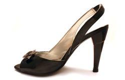 Stiletto heels. Isolated on white background Stock Photo