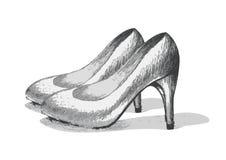 Stiletto Royalty Free Stock Image
