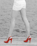 Stilettos Royalty Free Stock Photos