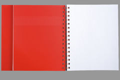 stilfull anteckningsbok Arkivfoton