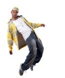 stilfull dansare Arkivfoto