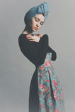 Stilfull förädlad dam Royaltyfria Foton