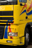 stilfull lorry arkivbilder