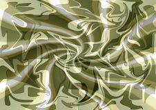 Stilfull modern abstrakt begreppdesign för siden- tyg i neutrala signaler royaltyfri bild