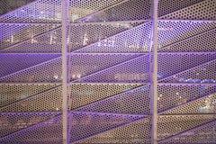Stilfull purpurfärgad bakgrund Arkivbild