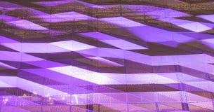 Stilfull purpurfärgad bakgrund Royaltyfria Foton