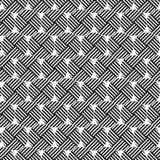 Stilfull svartvit monokrom geometrisk grafisk modell vektor illustrationer