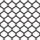 Stilfull svartvit monokrom geometrisk grafisk modell Vec Arkivfoton
