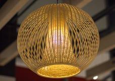 Stilfulla lampor på taket Royaltyfri Bild