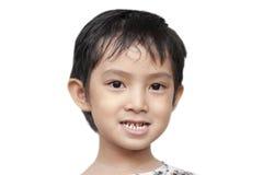 Stilig asiatisk pojke. Royaltyfria Foton