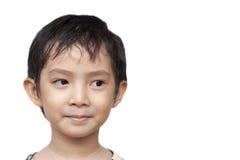Stilig asiatisk pojke. Arkivfoto